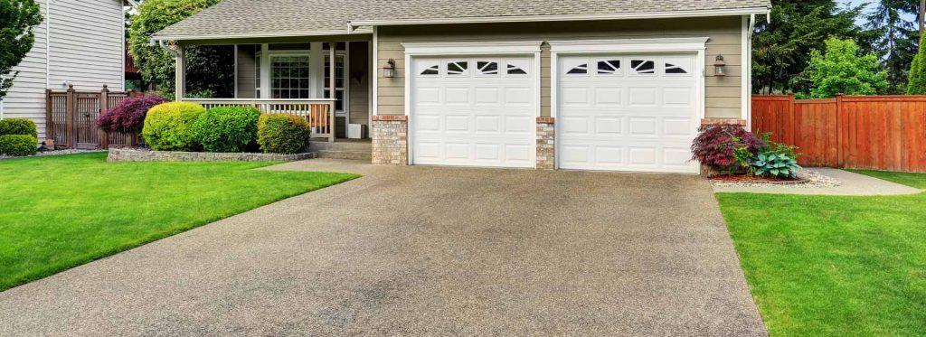 maintaining concrete driveway