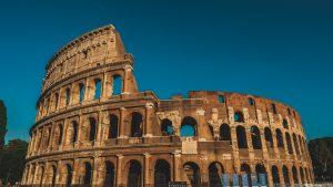 concrete made in rome