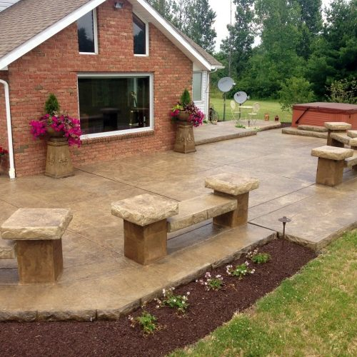custom decorative concrete